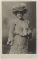 Alice Lloyd (née Wood), by Langfier Ltd, published by  Rotary Photographic Co Ltd - NPG x12466