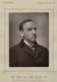 John Morley, 1st Viscount Morley of Blackburn, by James Russell & Sons - NPG x12498