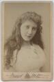 Maude Millett (Mrs Tennant), by W. & D. Downey - NPG x12524