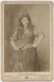 Maude Millett (Mrs Tennant), by Kingsbury & Notcutt - NPG x12528