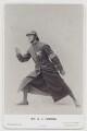 Edwin Jesse ('E.J.') Lonnen as a policeman, by Alexander Corbett, for  Alfred Ellis - NPG x12570