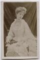 Sarah Bernhardt as Leonora in 'Dalila', by J. Tourtin - NPG x12778