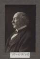 John Strutt, 3rd Baron Rayleigh, by Ethel Glazebrook - NPG x12793