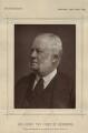 Charles Henry Gordon-Lennox, 6th Duke of Richmond, 6th Duke of Lennox and 1st Duke of Gordon, by James Russell & Sons - NPG x12806