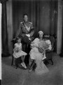 King Leopold III and family, by Vandyk - NPG x130215