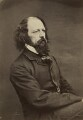 Alfred, Lord Tennyson, by William Jeffrey - NPG x13249