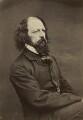 Alfred, Lord Tennyson, by William Jeffrey - NPG x13249