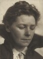 Ethel Lilian Voynich (née Boole), by Unknown photographer - NPG x13278