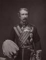 Garnet Joseph Wolseley, 1st Viscount Wolseley, possibly by Maull & Co - NPG x13322