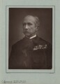 Garnet Joseph Wolseley, 1st Viscount Wolseley, by Herbert Rose Barraud, published by  Richard Bentley & Son - NPG x13323