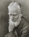 George Bernard Shaw, by Dorothy Wilding - NPG x13458