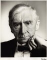 Herbert Read, by Mark Gerson - NPG x13767