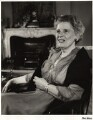 Dame Rebecca West (Cicily Isabel Andrews (née Fairfield)), by Mark Gerson - NPG x13773