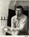John Osborne, by Mark Gerson - NPG x13774