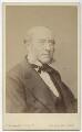 Sir William Fergusson, 1st Bt, by John Watkins - NPG x13976