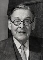 T.S. Eliot, by Unknown photographer - NPG x14352