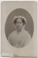 Mary Victoria Cowden Clarke (née Novello), by G.B. Sciutto & Co - NPG x1472