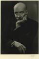 Sir Adrian Boult, by Karl Pollak - NPG x15002