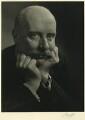 Sir Adrian Boult, by Karl Pollak - NPG x15003