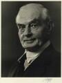 Sir Edward Howard Marsh, by Karl Pollak - NPG x15032