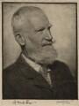George Bernard Shaw, by Herbert Lambert - NPG x1504