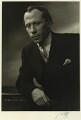 Franz Osborn, by Karl Pollak - NPG x15041