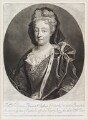Princess Sophia, Electress of Hanover, by and published by John Smith, possibly after  Friedrich Wilhelm Weidemann - NPG D11632