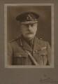 Douglas Haig, 1st Earl Haig, by Bassano Ltd - NPG x15159