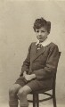 Benjamin Britten, by Unknown photographer - NPG x15178