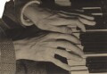 Benjamin Britten, by Lotte Jacobi - NPG x15199