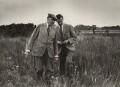 E.M. Forster; Benjamin Britten, by Kurt Hutton (Kurt Hubschman) - NPG x15222