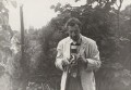 Benjamin Britten, by (Edward) Benjamin Britten, Baron Britten - NPG x15227