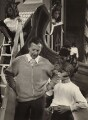 Benjamin Britten; André Ravasio, by Kurt Hutton (Kurt Hubschman) - NPG x15238