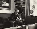Benjamin Britten, by Reg Wilson - NPG x15242
