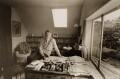 Benjamin Britten, by Brian Seed - NPG x15248