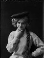 Lily Elsie (Mrs Bullough), by Bassano Ltd - NPG x15361