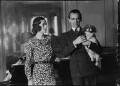 Eileen Laura Sargent (née Harding Horne); Malcolm Sargent, by Bassano Ltd - NPG x15379
