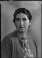 Margaret Moore Kennedy, by Bassano Ltd - NPG x15398