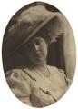 Lily Hanbury, by (Mary) Olive Edis (Mrs Galsworthy), and  Katharine Legat (née Edis) - NPG x15419