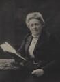 Blanche Anne Frances Pigott, by (Mary) Olive Edis (Mrs Galsworthy), and  Katharine Legat (née Edis) - NPG x15539