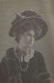 Winnafreda (née Yuill), Countess of Portarlington, by (Mary) Olive Edis (Mrs Galsworthy), and  Katharine Legat (née Edis) - NPG x15540