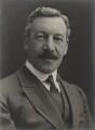 Herbert Louis Samuel, 1st Viscount Samuel, by (Mary) Olive Edis (Mrs Galsworthy) - NPG x15559