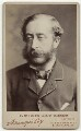 Henry Howard Molyneux Herbert, 4th Earl of Carnarvon, by London Stereoscopic & Photographic Company - NPG x15592