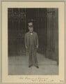 Sir Francis Henry Evans, 1st Bt, by Benjamin Stone - NPG x15806