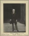 Robert Farquharson, by Sir (John) Benjamin Stone - NPG x15808