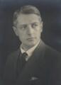 Sir (Arthur) Ronald Fraser, by Claude Harris - NPG x16282