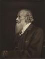 Frederick James Furnivall, by C.W. Carey - NPG x16306