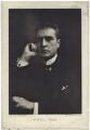 William Hooker Gillette, by Art Photogravure Co Ltd, after  Ernest Walter Histed - NPG x16380