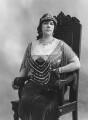 Dame Clara Ellen Butt, by Bassano Ltd - NPG x16502