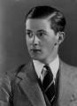 Lloyd Tyrell-Kenyon, 5th Baron Kenyon, by Bassano Ltd - NPG x16580